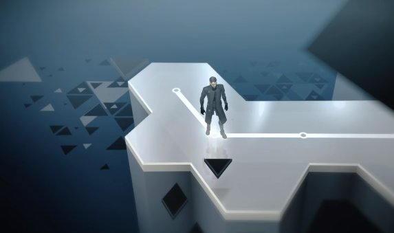 Deus Ex GO, android hra, hra na mobil