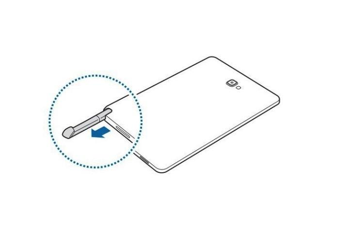 Samsung Galaxy Tab A 10.1 S Pen