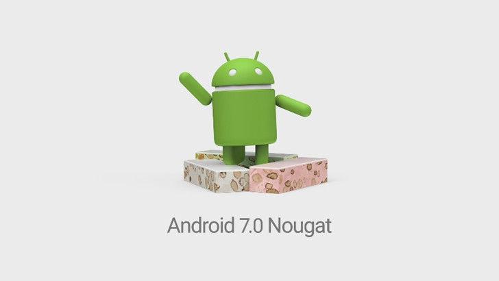 Android 7.0 Nugát