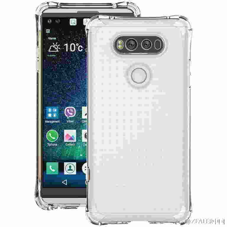 LG V20 Rendery