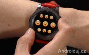 Samsung  Gear S3 detailně na videích