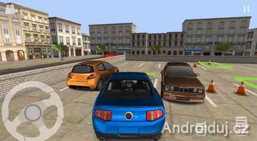 Car Parking Valet, Simulátor