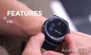 Víme datum začátku prodeje Samsung Gear S3