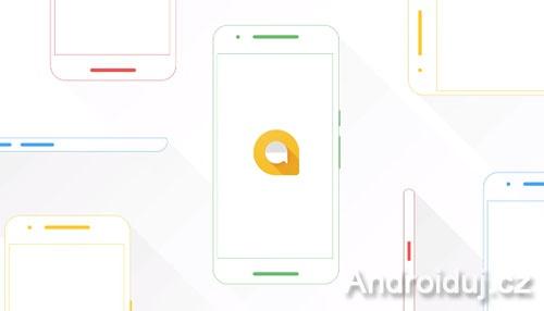 Google Allo - inteligentní psaní zpráv