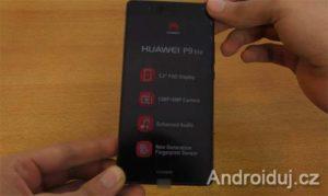 Huawei P9 Lite soutěž