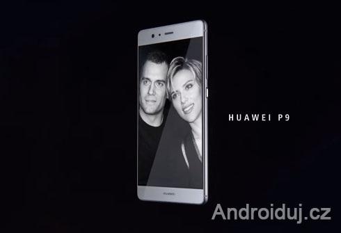 Huawei P9 mobilní telefon