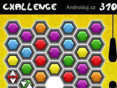 Jewelama android hra, CZ