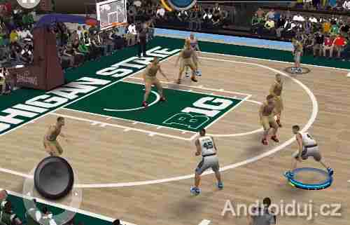 Android hra - NBA 2K17