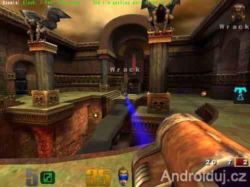 Quake 3: Arena demoverze hry