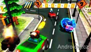 Racing Wars Online hra na mobil
