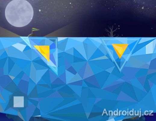 Serene Sky HTML5 hra