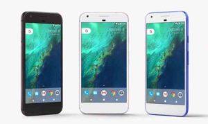 Pixel a Pixel XL nejsou vodě odolné, protože Google už neměl čas