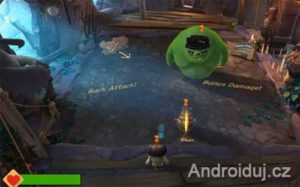 Angry Birds Evolution android hra zdarma
