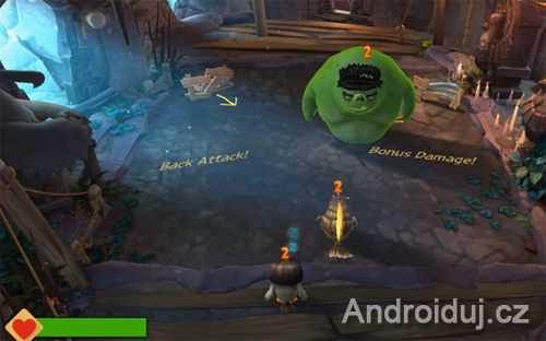 Angry Birds Evolution android hra zdarma