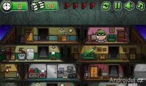 Bob The Robber HTML 5 hra na mobil