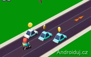 Excite Bear – Animal Bikers, android hra zdarma, hra ke stažení