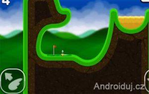 Flappy Golf 2 android hra ke stažení