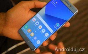Samsung na konci roku odhalí, proč začal Note 7 hořet   novinky