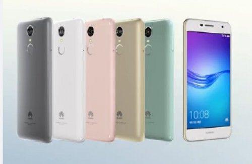 Huawei Enjoy 6: 5 palcový AMOLED, 13 MPx fotoaparát   novinky
