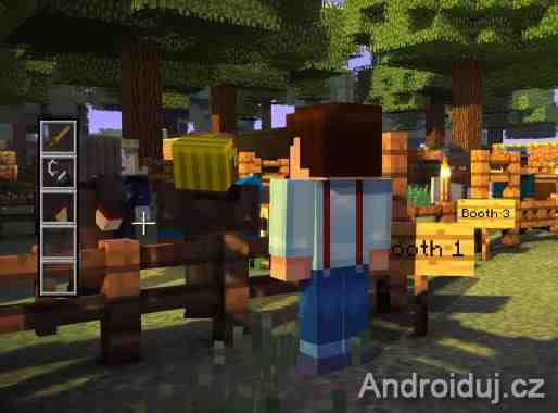 Minecraft: Story Mode Episode One je zdarma na Google Play [9.3/10]
