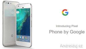 Představení Google Pixel a Pixel Xl