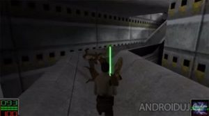 Star Wars Jedi Knight: Dark Forces II - pc demo hra zdarma