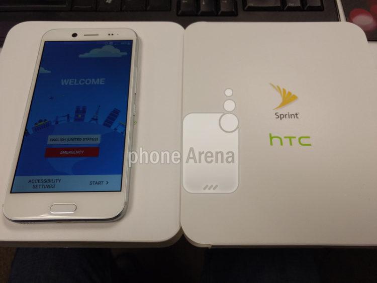 HTC Bolt v plné parádě