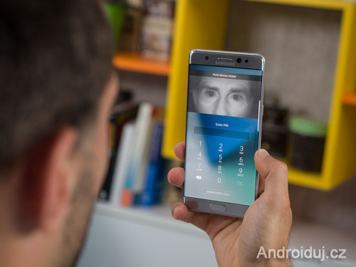 Galaxy S8 bude první telefon od Samsungu s tlakovým displejem   novinky
