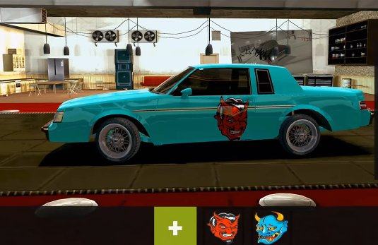 Lowriders Comeback 2: Cruising android hra