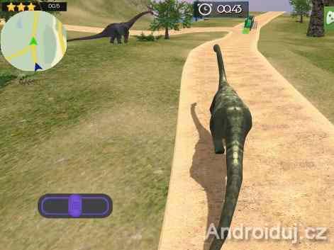 Angry Dinosaur Zoo Transport 2 android hra ke stažení