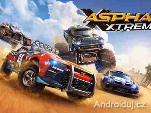 Asphalt Xtreme android hra zdarma