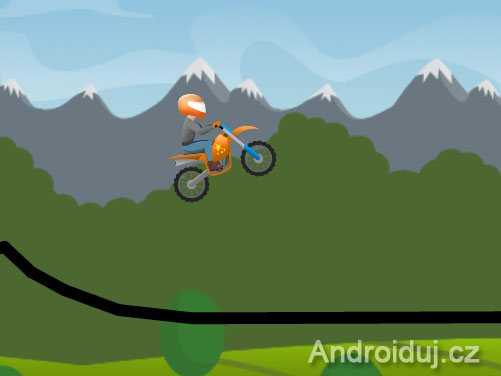 Bike Racing HTML5 (Mobil)