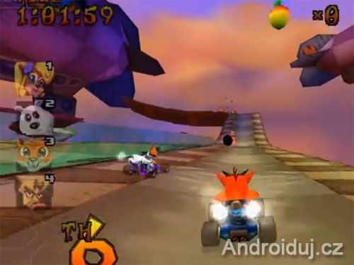 Crash Team Racing (ePSXe emulator) [9.3/10]   zavodni hry novinky androidhry