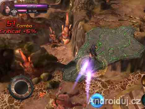 Devilian - Mobilní hra zdarma ke stažení