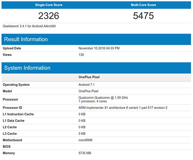 OnePlus 3T bude možná první telefon s 8GB RAM