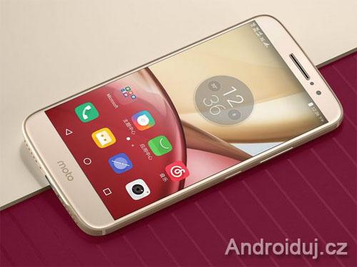 Mobilní telefon Motorola Moto M