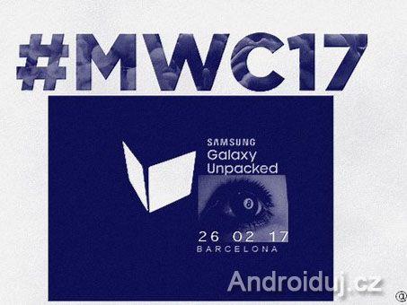 MWC 2017 - Samsung Galaxy S8
