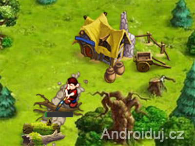 My Kingdom for the Princess HTML5 Mobile