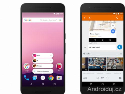 Nexus zařízení dostanou Android 7.1.1 už 6. Prosince