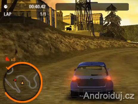 Need for Speed Most Wanted (PPSSPP Emulator) [9.6/10]