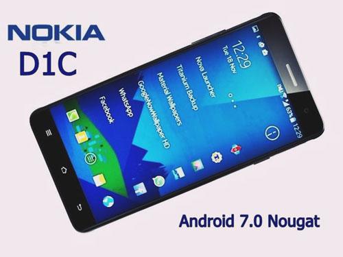 Nokia D1C bude mít dvě verze