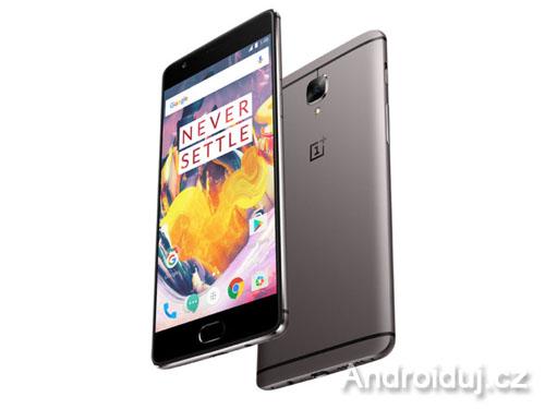 Mobilní telefon OnePlus 3T