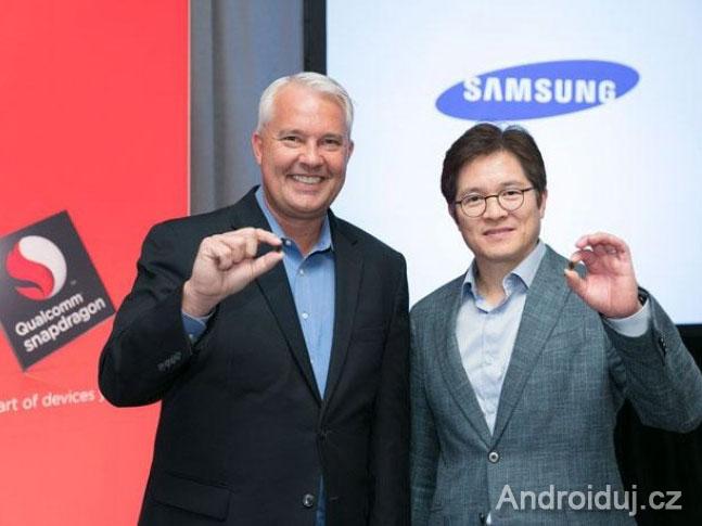 Qualcomm a Samsung