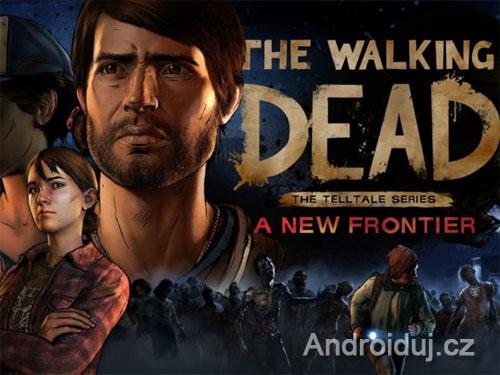 The Walking Dead Třetí sezóna 20. Prosince k dispozici