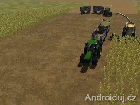 Traktor Zetor 2 PC hra ke stažení