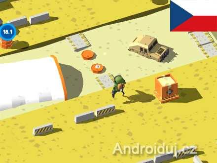 Stahuj android hru CZ Bomb Hunters