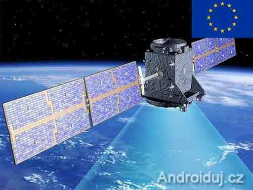 Galileo navigační systém Evropy
