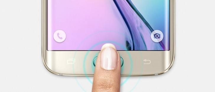 Samsung Galaxy S8 s optickým snímačem otisků prstů
