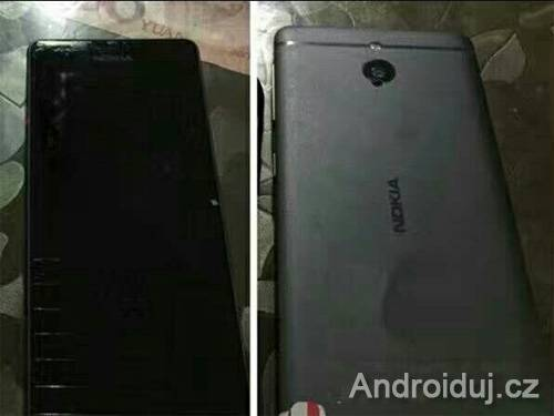 Nokia P na fotce i se specifikacemi