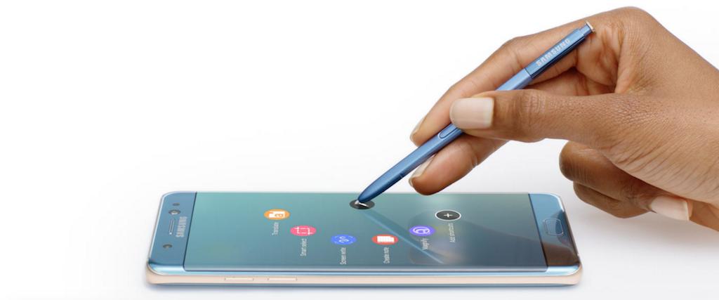 Samsung podle všeho použije pro Note 8 baterie z LG